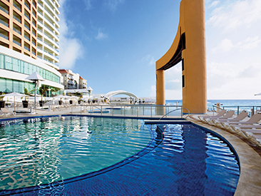 Spa and Wellness Services at Beach Palace, Cancun