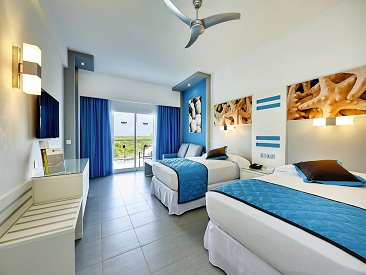 All Inclusive at Riu Dunamar, Playa Mujeres
