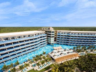 Kids and Family at El Dorado Seaside Suites Riviera Maya, Riviera Maya