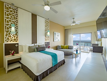 Rooms and Amenities at El Dorado Seaside Suites Riviera Maya, Riviera Maya