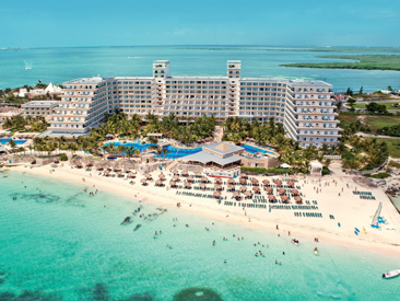 Activities and Recreations at Riu Caribe, Cancun