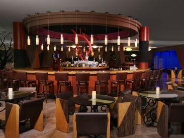 Grand Oasis Cancun Food