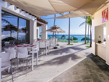 Bars and Restaurants at Grand Oasis Tulum, Akumal