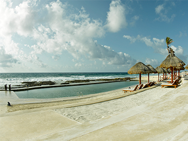 Spa and Wellness Services at Grand Palladium White Sand Resort & Spa, Riviera Maya