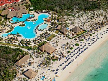 All Inclusive at TRS Yucatan Hotel, Solidaridad, Riviera Maya
