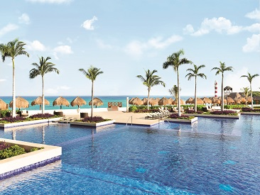Services and Facilities at Hyatt Ziva Cancun, Cancun