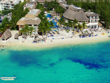 Reef Coco Beach Resort, Playa del Carmen
