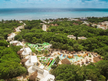 Activities and Recreations at Sandos Caracol Eco Resort, Playa del Carmen