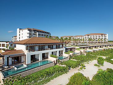 All Inclusive at Secrets Playa Mujeres Golf & Spa Resort, Playa Mujeres, Cancun