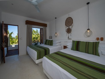 All Inclusive at HM Villas Palapas del Mar Holbox, Isla Holbox, Q Roo