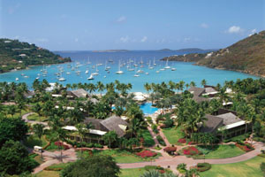 Weddings at Westin St John Resort & Villas, Great Cruz Bay, St John