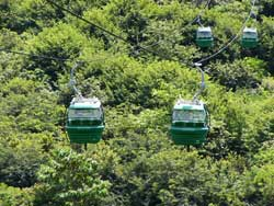 Turu Ba-Ri Adventure Park - Sky Trams
