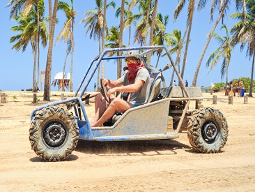 Punta Cana Buggies Adventure - Single Rider (min age 18)