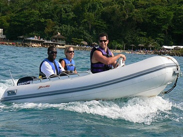 Dolphin Cove Shark Encounter (Ocho Rios Location) from Montego Bay Hotels (min age 10)