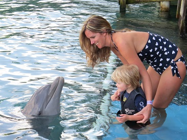 TOP 10 - Dolphin Encounter (Negril Location) from Montego Bay Hotels