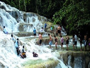 TOP 10 - Dunn's River Falls from Montego Bay Hotels