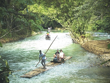 Martha Brae River Rafting from Montego Bay Hotels