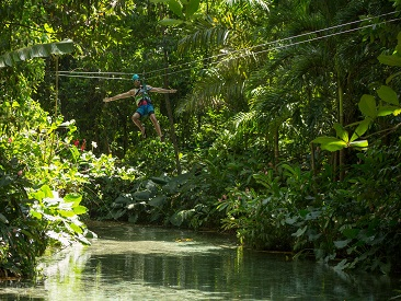 Mystic Mountain Sky Explorer & Zipline from Montego Bay Hotels (see restrictions)