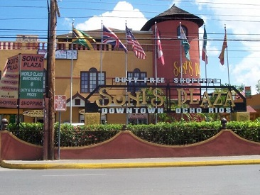 Ocho Rios Highlight, Shopping & Dunn's River Falls Tour from Runaway Bay/ Trelawny/ Lucea Hotels