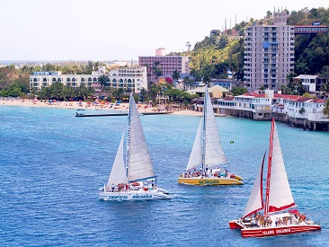 TOP 10 - Tropical Dreamer Catamaran Snorkeling Cruise from Montego Bay Hotels