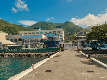 TOP 5 - Soufriere Adventure Cruise (not available from Coconut Bay Beach Resort)