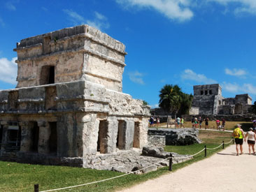 The Amazing Tulum & Playa Del Carmen (min age 7)