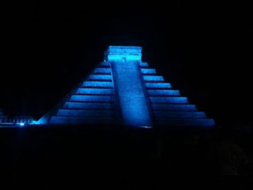 Chichen Itza Light & Sound