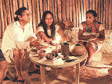 Mayan Ceremony - Riviera Maya (min age 15)
