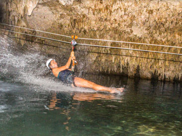 Outdoor Adventure - Riviera Maya (min age 8)