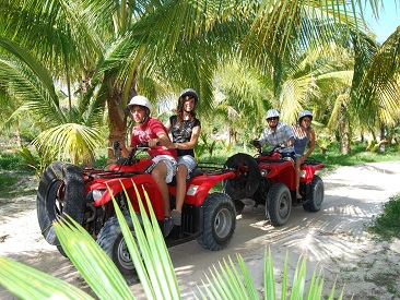 ATV Maroma Single - Cancun (min age 16)