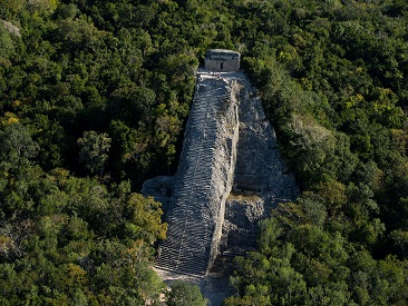 TOP 10 - Coba Mayan Encounter