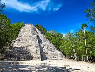 TOP 10 - Coba Mayan Treasures