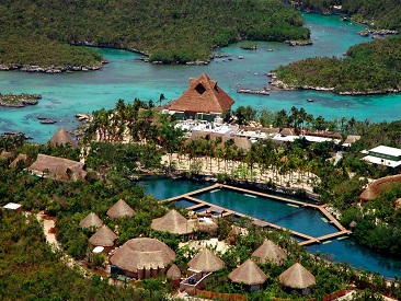 TOP 10 - Tulum & Xel-Ha All Inclusive Tour with Transportation