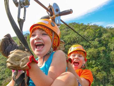Canopy Los Veranos (min age 5)