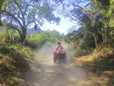 Mexico by ATV Puerto Vallarta - Double Rider (min age 7)