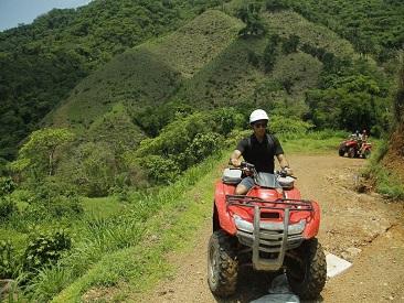 TOP 10 - ATV River Adventure - Single Rider (min age 18)