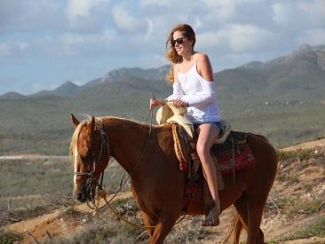 Combo ATV (Single Rider) & Horseback Riding (please see restrictions)