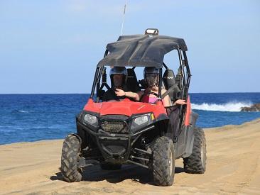 RZR Beach & Desert Tour Double Rider (min age 5)