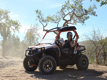 RZR Beach & Desert Tour Single Rider (min age 16)