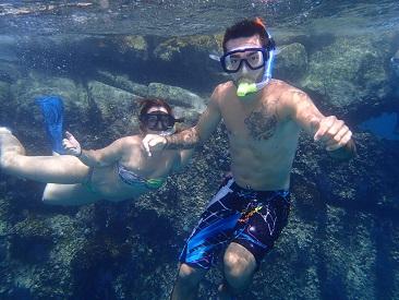 Snorkel Pelican Rock Classic