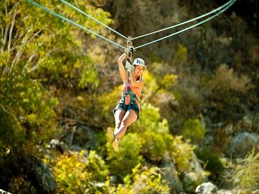 TOP 10 - Outdoor & Zip Line Adventure (please see restrictions)