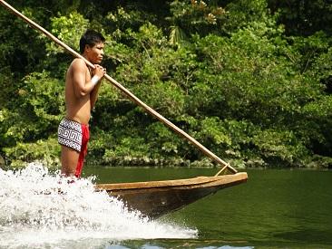 TOP 3 - Embera Indiginous Tour (from Bijao/Playa Blanca hotels)