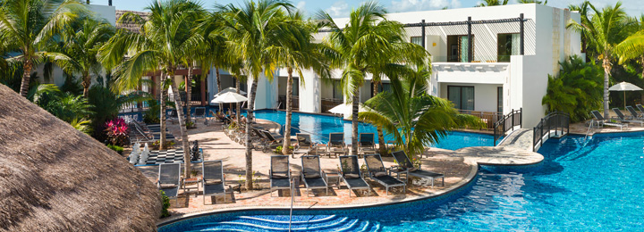 Azul Beach Resort Riviera Maya, by Karisma