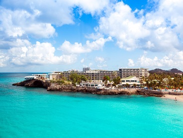 All Inclusive at Sonesta Ocean Point Resort, Maho Bay, St. Maarten