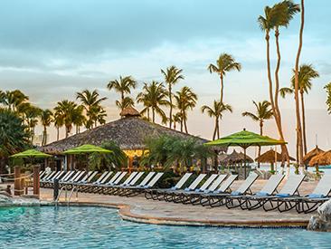 Holiday Inn Resort Aruba, Palm Beach, Oranjestad