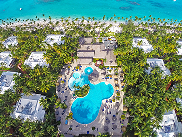 All Inclusive at Grand Palladium Palace Resort Spa & Casino, Punta Cana