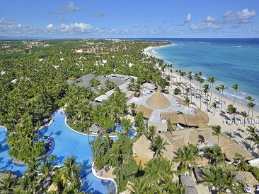 Bars and Restaurants at Paradisus Punta Cana, Punta Cana