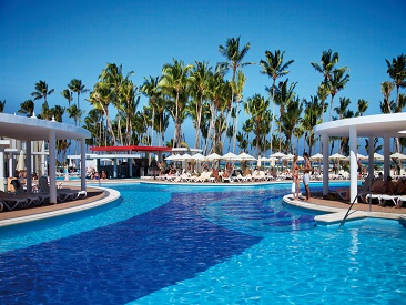Activities and Recreations at Riu Palace Bavaro, Punta Cana