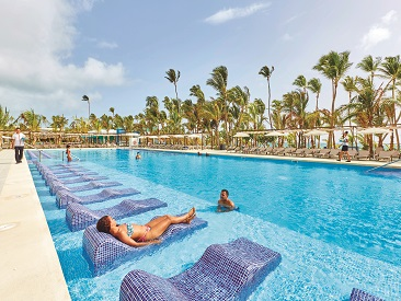Kids and Family at Riu Palace Punta Cana, Punta Cana