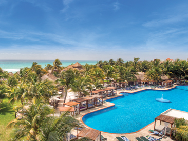 El Dorado Royale Riviera Maya, Riviera Maya